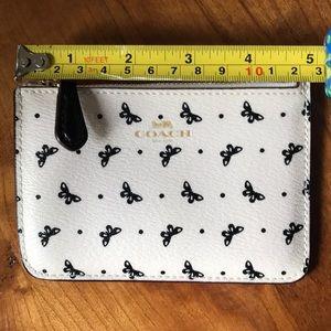 Coach Bags - Coach key pouch